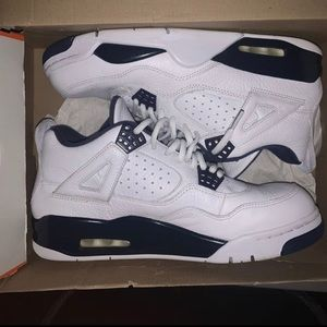 Air Jordan ' Legend Blue ' 4's